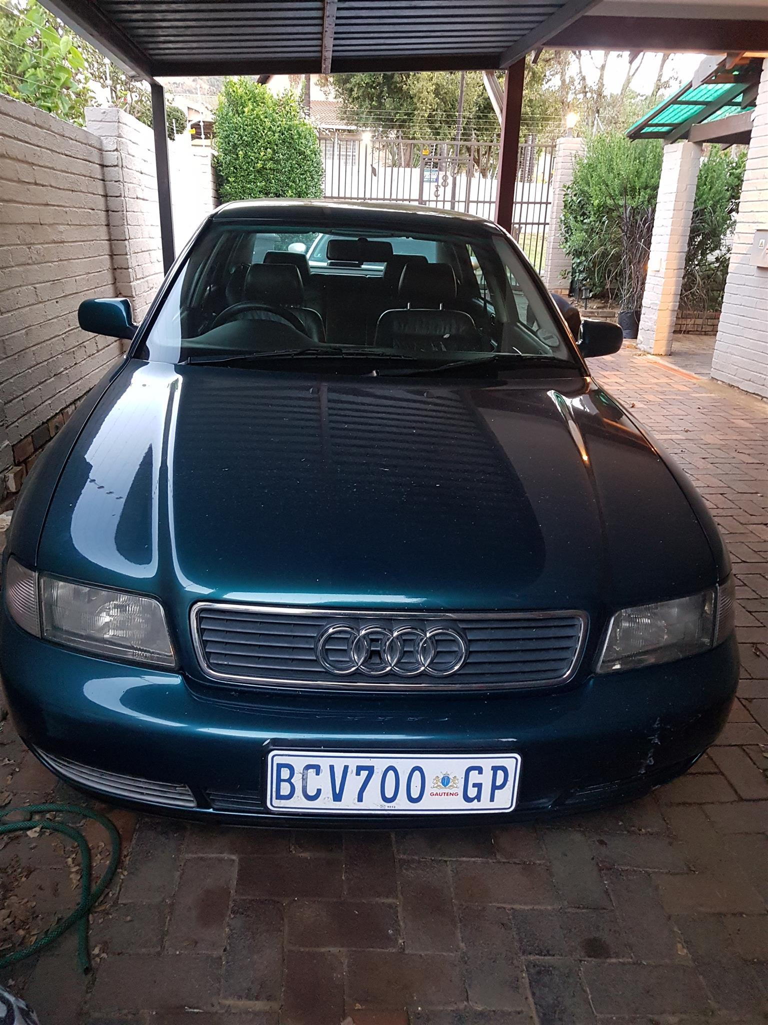 1997 Audi A4 2.0TFSI