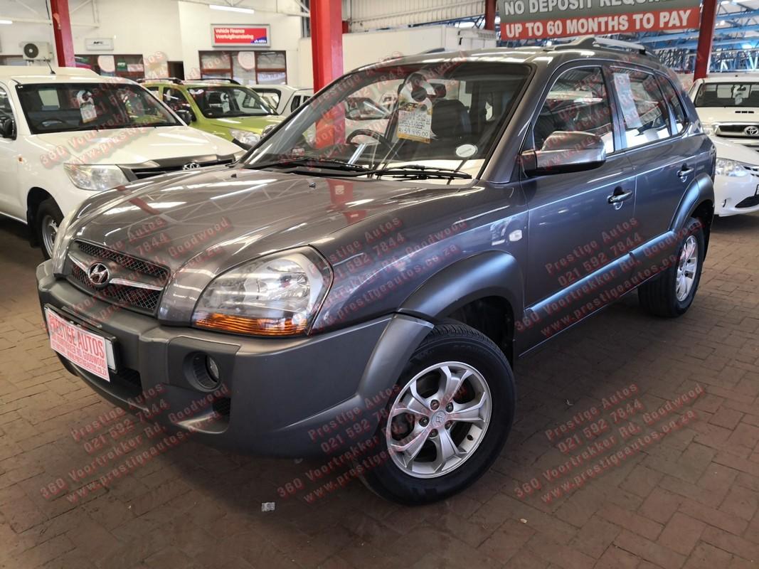 2010 Hyundai Tucson 2.0 GLS