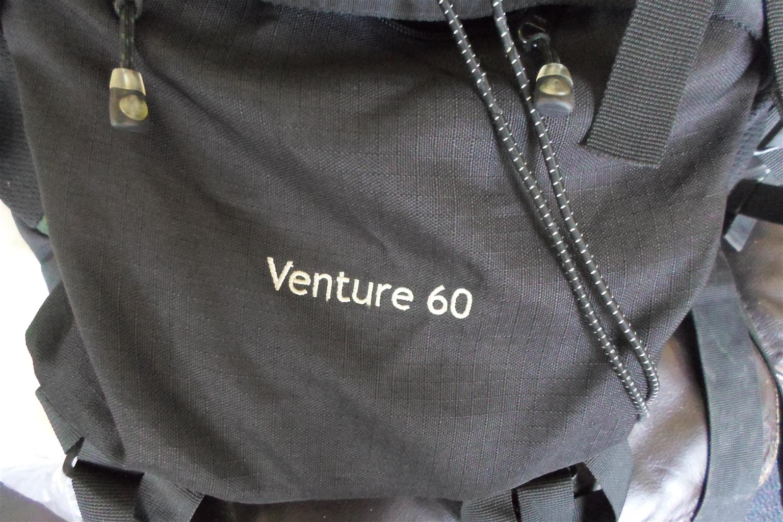 K-Way Venture 60 Backpack