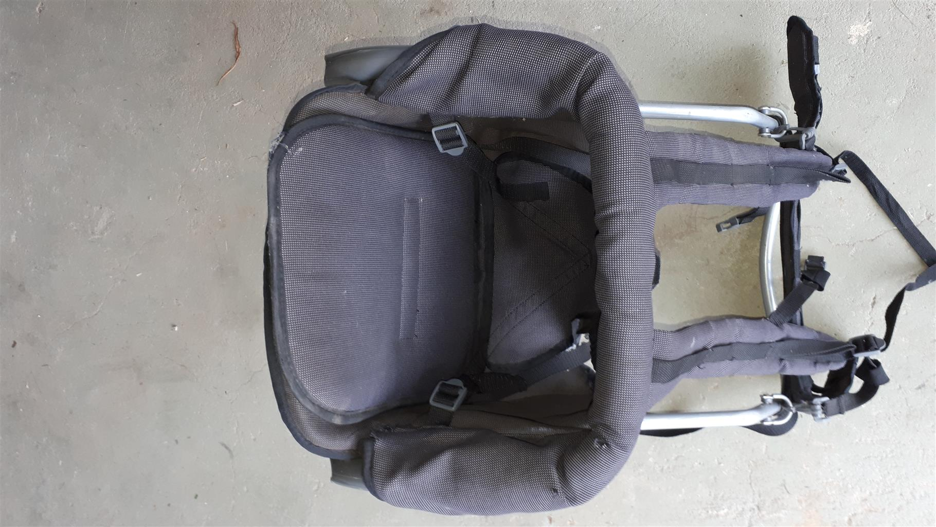 baby/toddler hiking backpack carrier