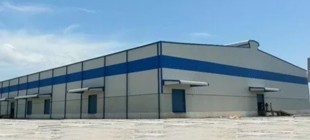 Steel Structures for Churches Warehouses Factory Barns