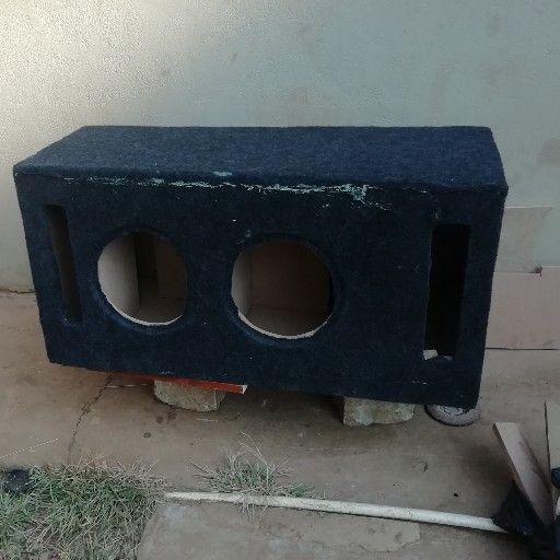 double 8inch sub box