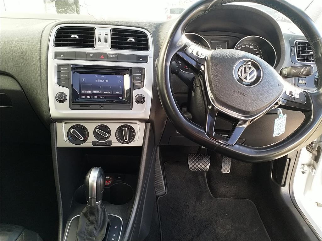 2015 VW Polo 1.2TSI Highline auto