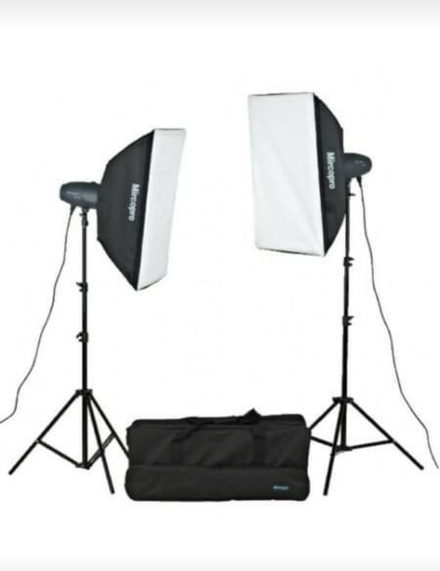 Softbox Studio Flash Kit Mircopro MQ-300S