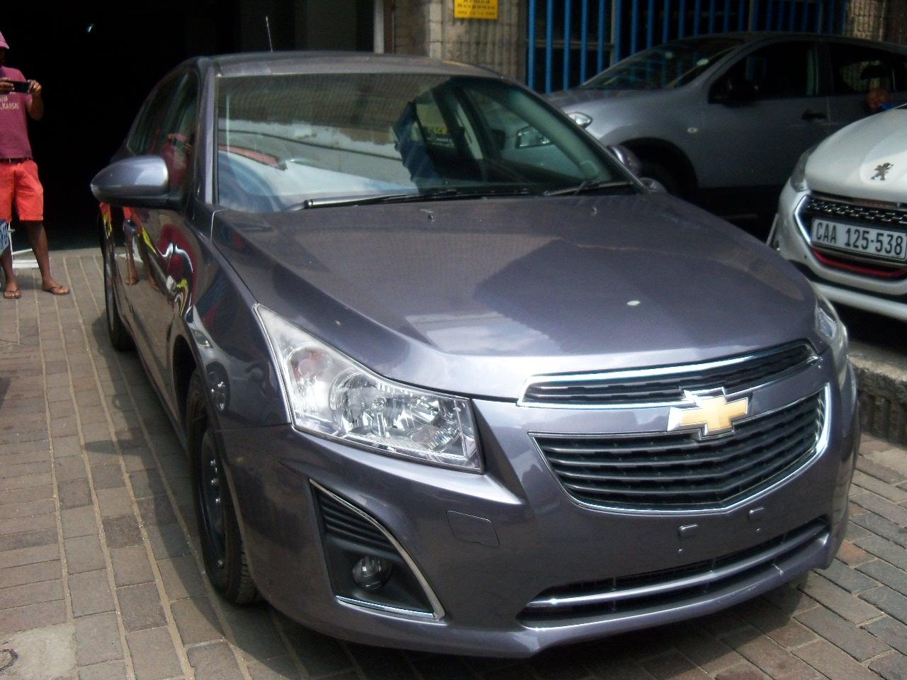Chevrolet Cruze 1.6ls