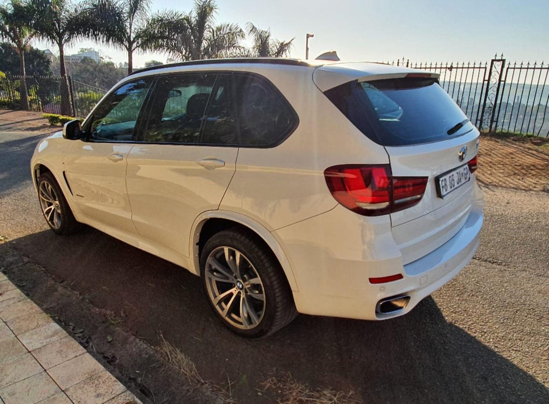 2016 BMW X5 xDRIVE30d M SPORT