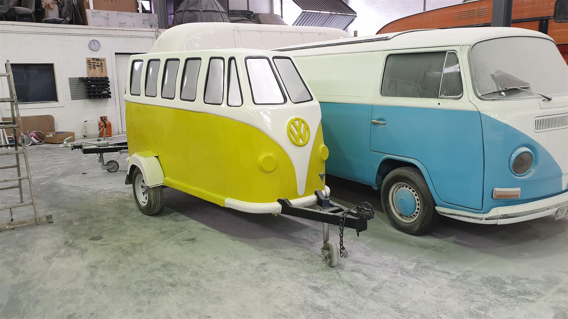 VW Coffee Trailer