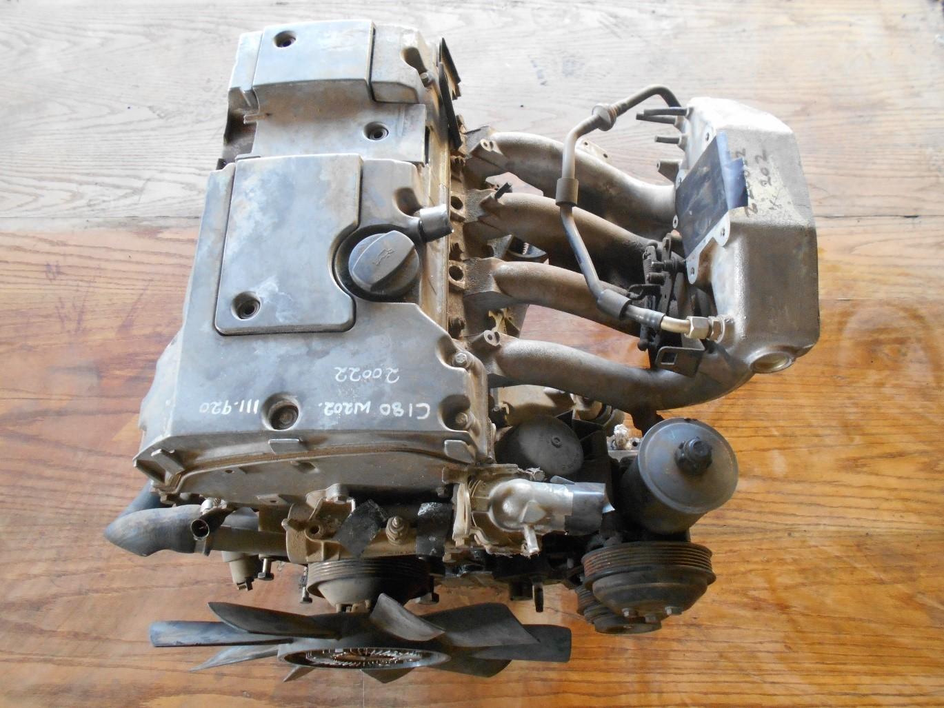 Mercedes Benz c180 1998 - 2002 _ 111 920 Engine For Sale