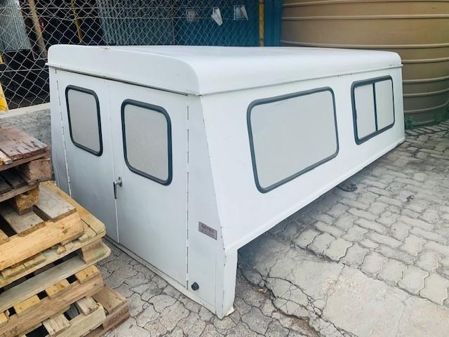 Steel Canopy for KIA K2700 or Hyundai H100