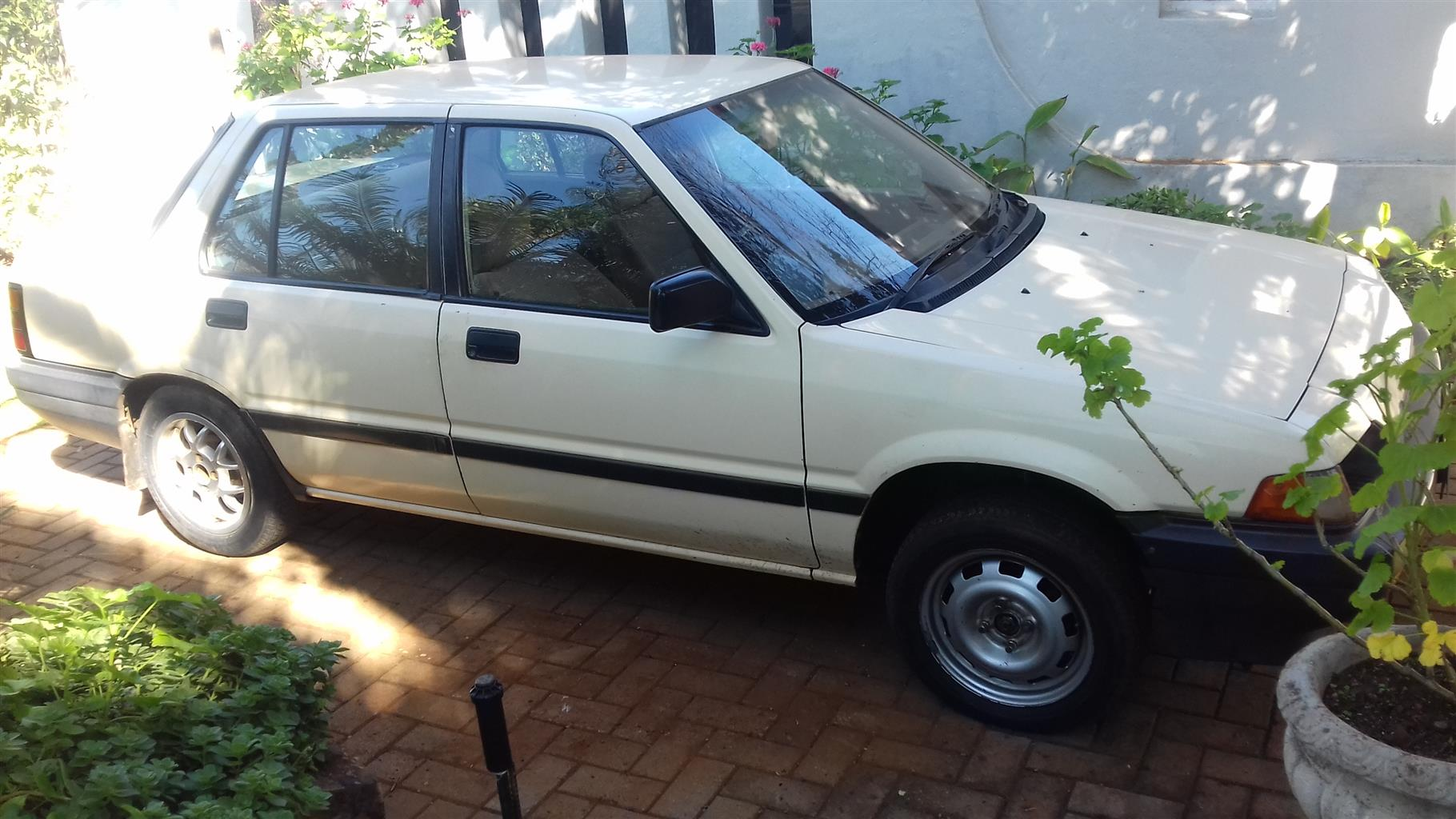 1988 Honda Ballade 1.5 Comfort