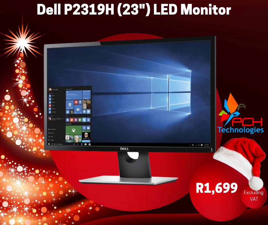 "CHRISTMAS DELL P2319H 23"" MONITOR SPECIAL"