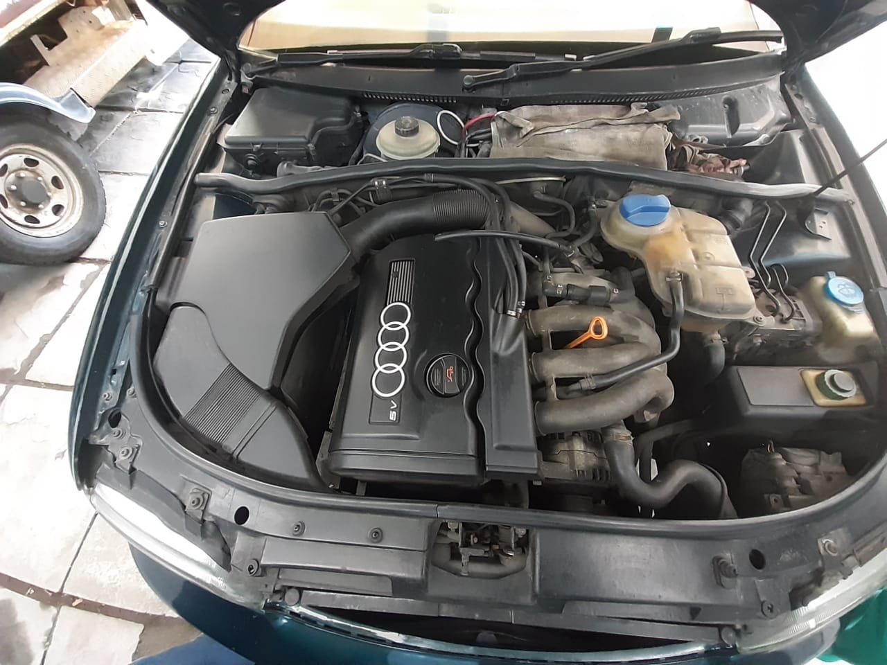 1999 Audi A4 sedan A4 1.4T FSI STRONIC (B9)