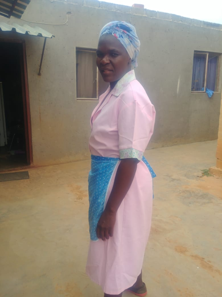 DOMESTIC WORKER /NANNY(ZIMBABWEAN)