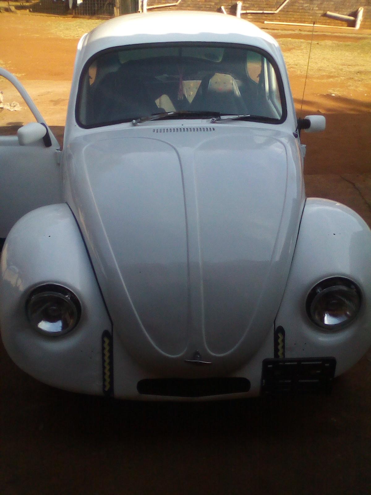 1970 VW Beetle 1.4TSI Sport