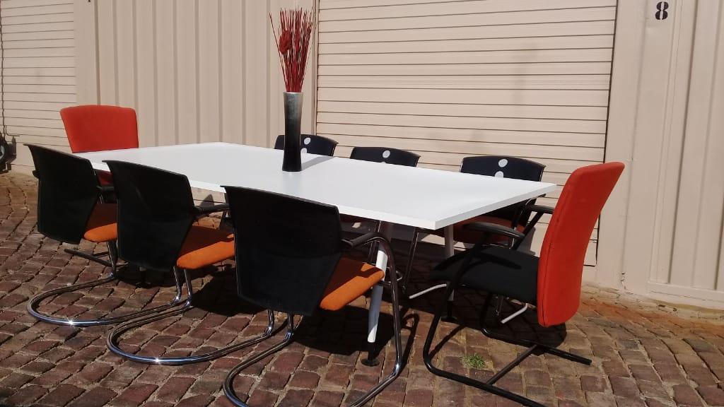 Reception Unity and Boardroom