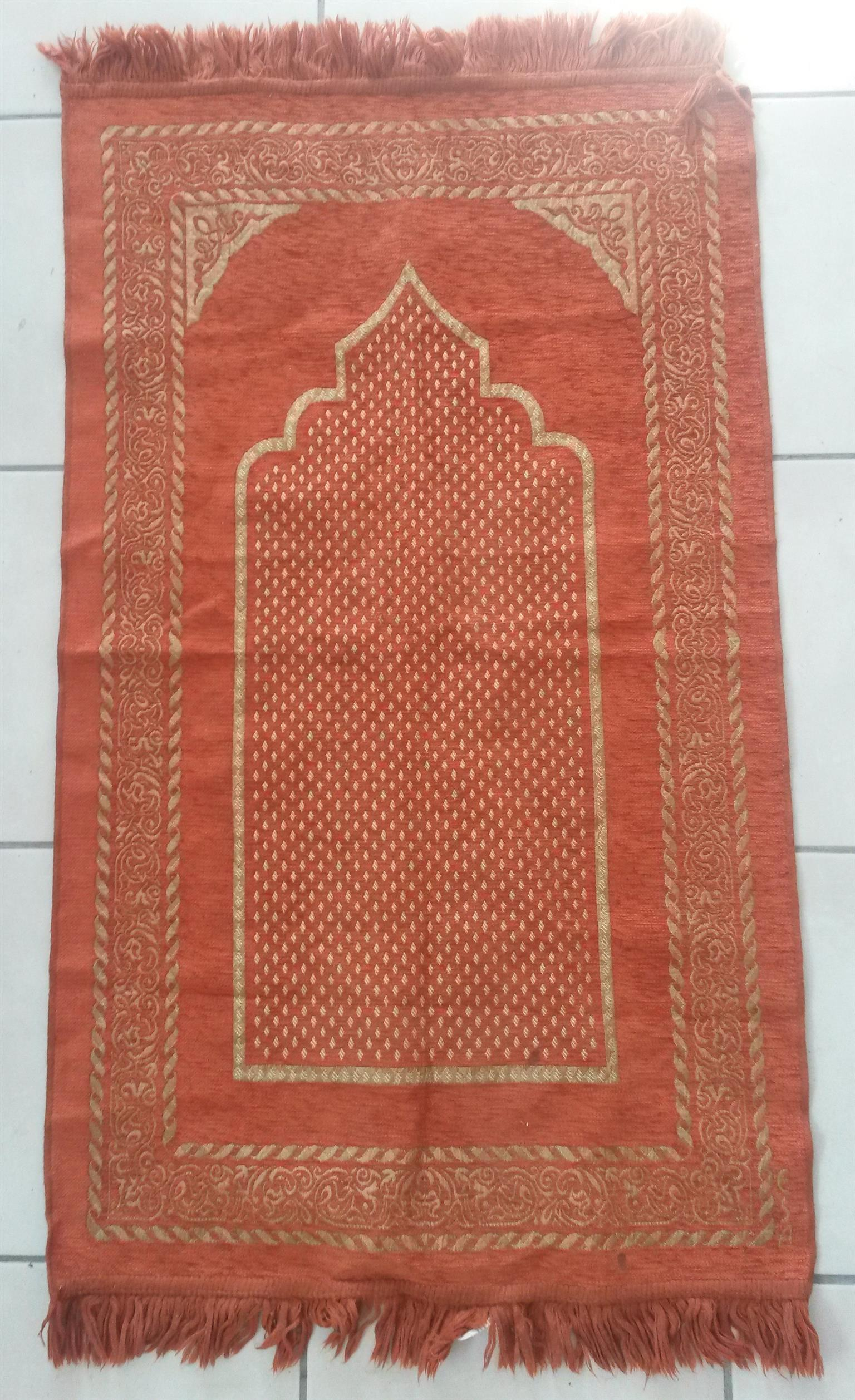 Musalah / Prayer Rug from Turkey_R500.