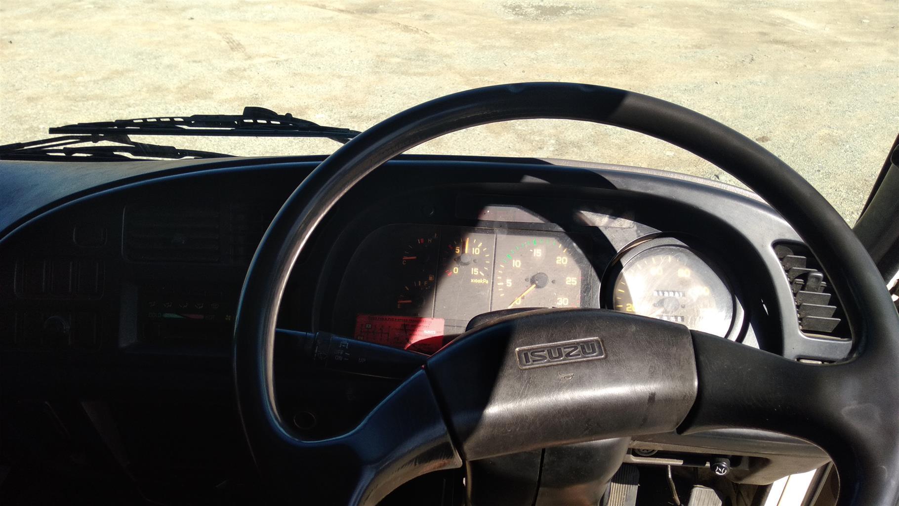 Isuzu 800 Freighter Turbo