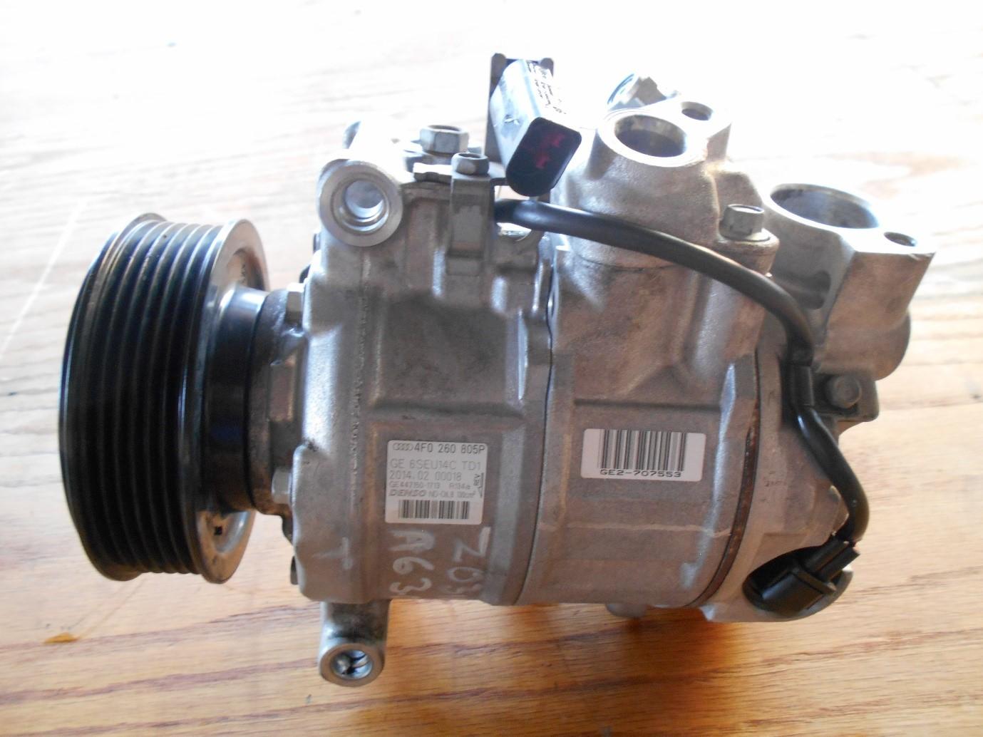 Audi A6 3.0 TDI Air conditioning Compressor