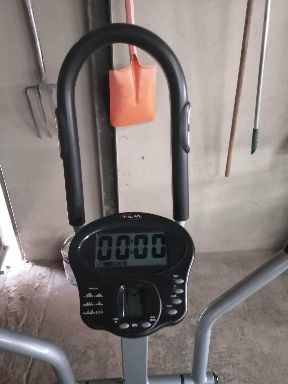 Trojan Elliptical Pro Cardio Exercise Machine