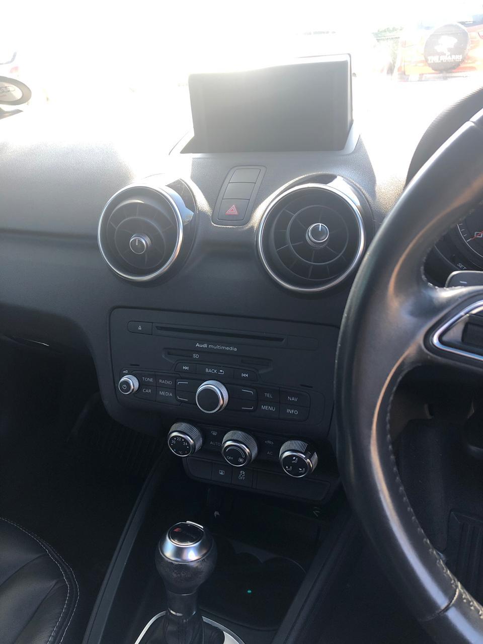 2013 Audi A1 Sportback 1.4TFSI SE auto