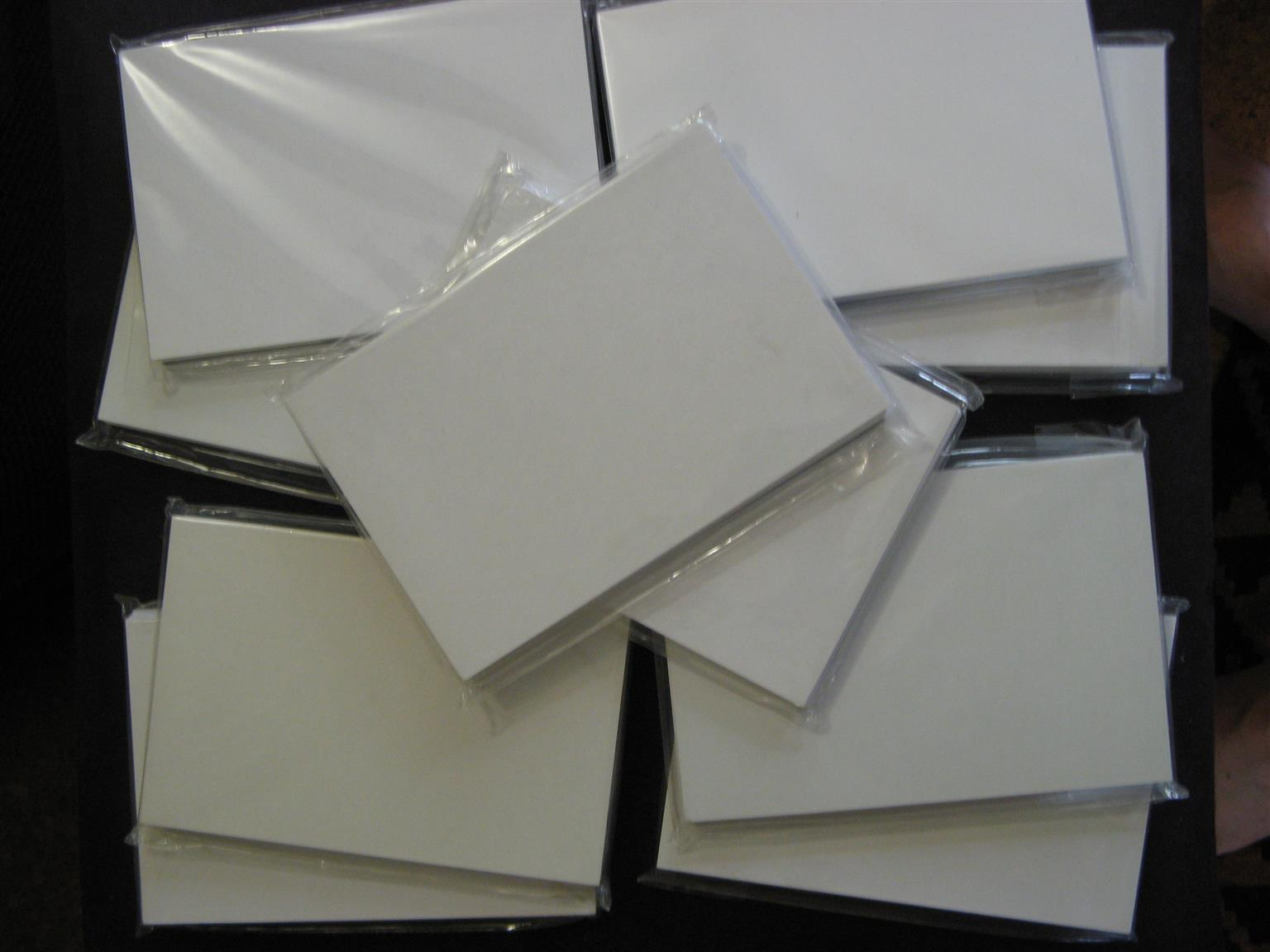 Quality paper stock for home printing - students/school