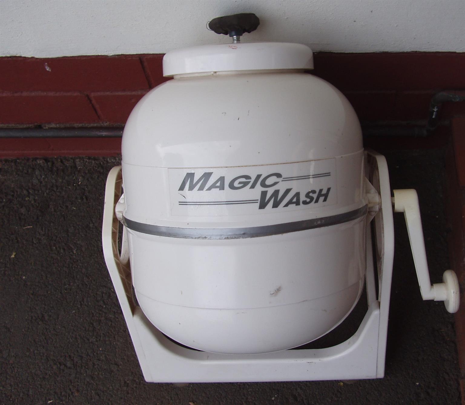 Sputnik - Magic Wash - Hand washing machine