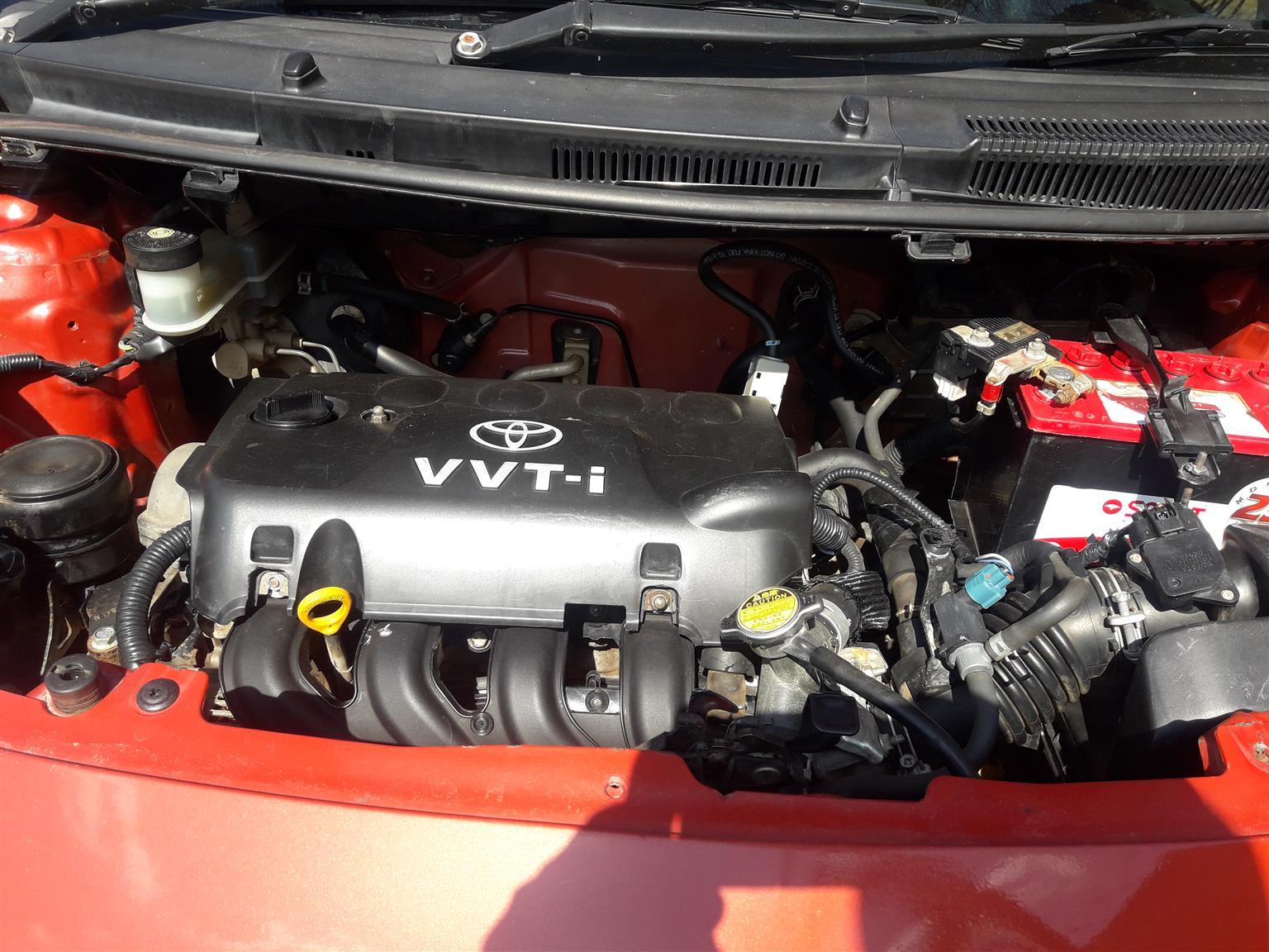 2006 Toyota Yaris 1.3 5 door T3 Spirit