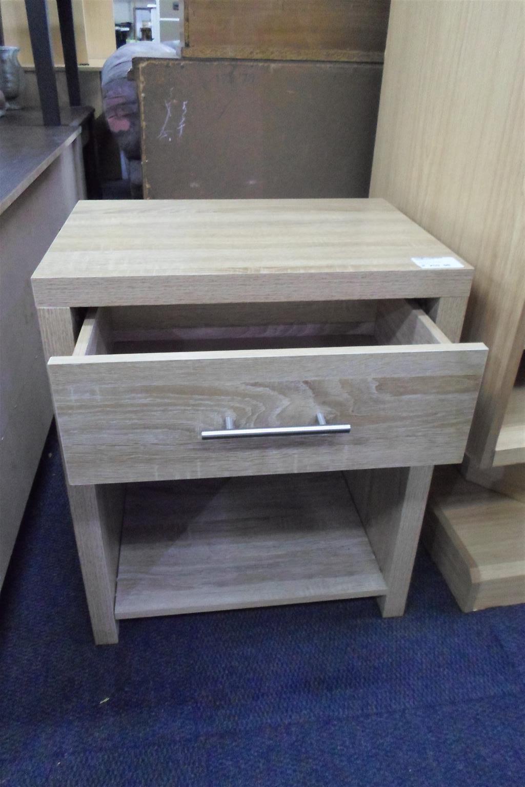 Wooden One Drawer Pedestal - B033047024-1