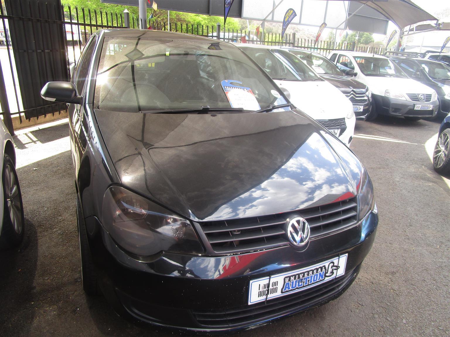 2006 VW Polo 1.6 Trendline