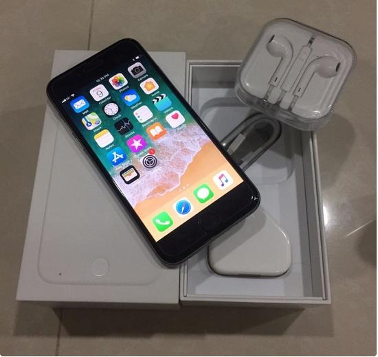 iPhones 6S plus