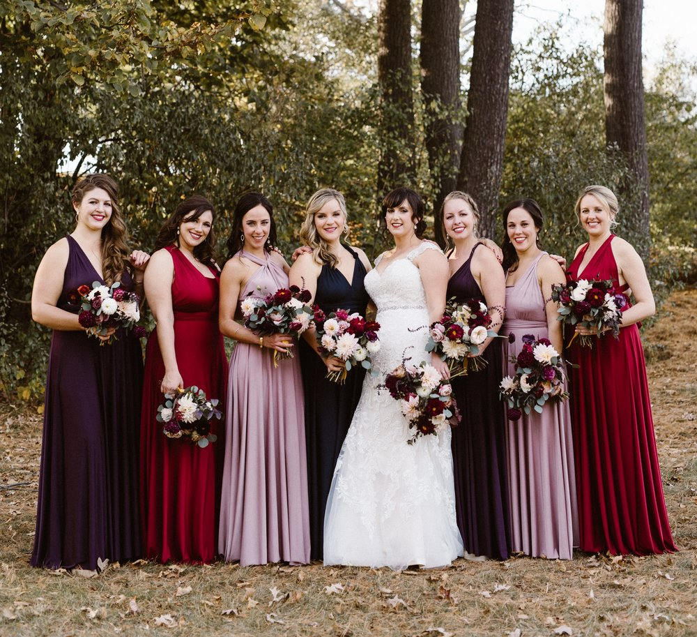 Infinity Dresses - The Ultimate Bridesmaid Dress!