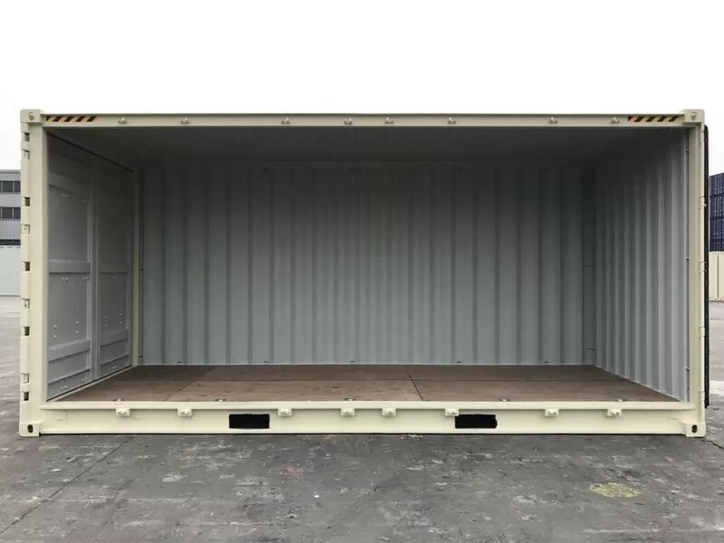 6M  HC  Side   Opening  SHIPPING  CONTAINERS  NEW