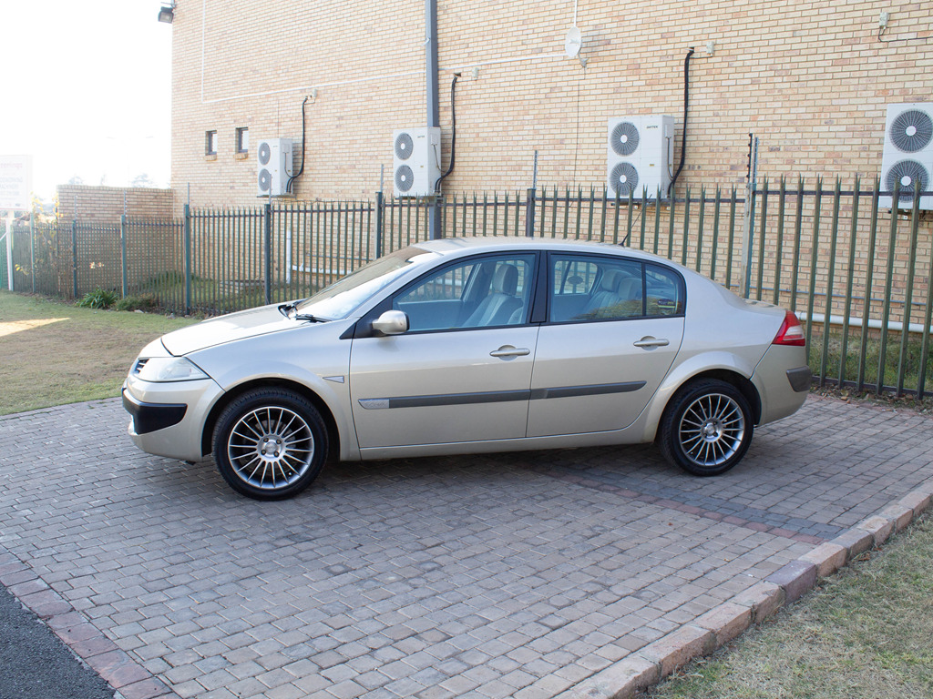 2007 Renault Megane 1.6 Expression