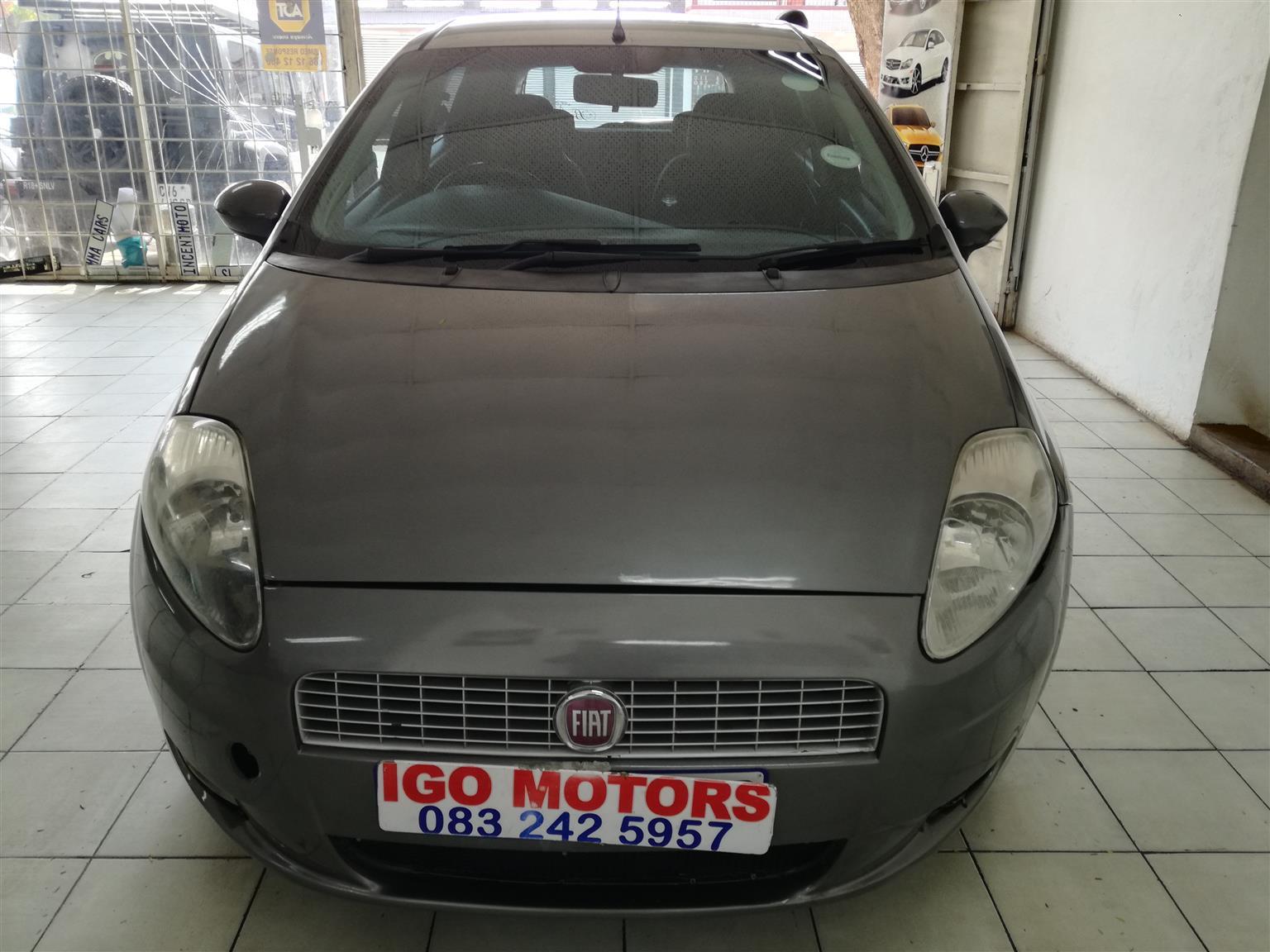 2012 Fiat Pinto 1.4Hatch Pop Mechanically perfect