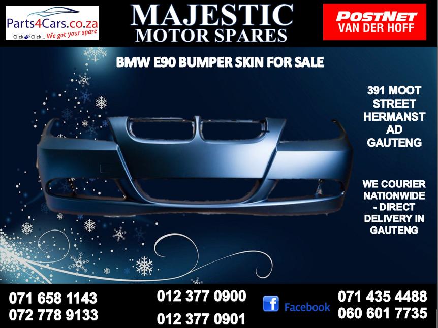 Bmw e90 bumper for sale