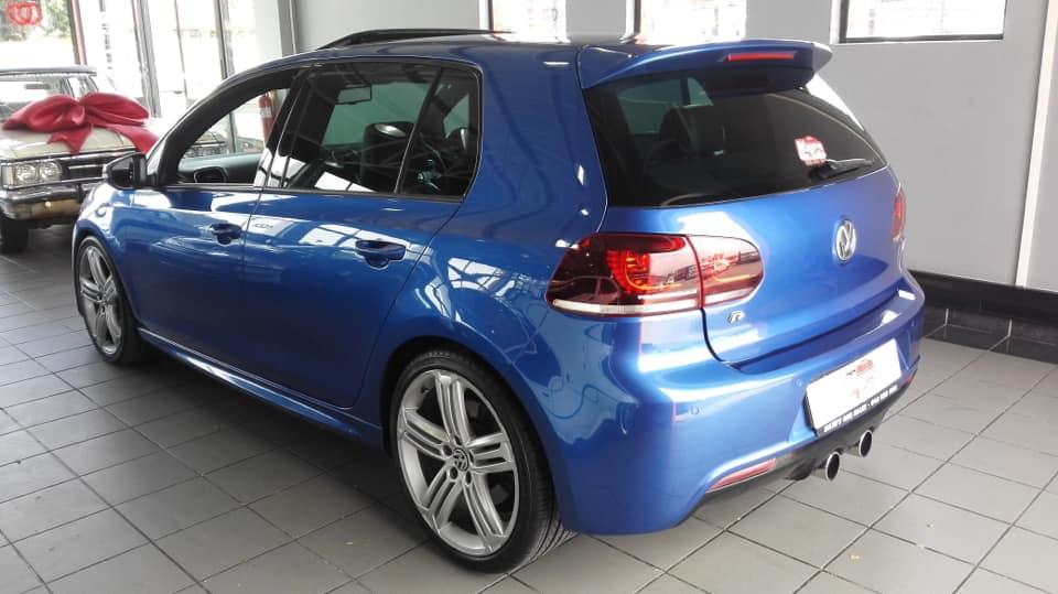 2012 VW Golf 2.0FSI Sportline