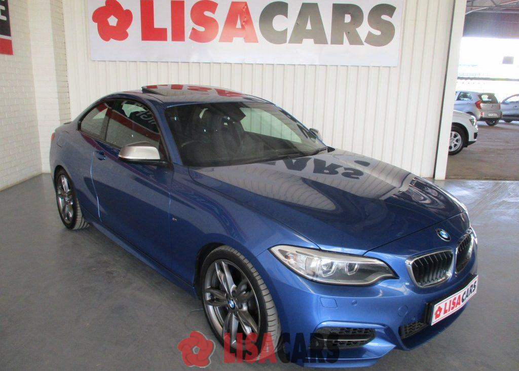 2014 BMW 2 Series M235i convertible