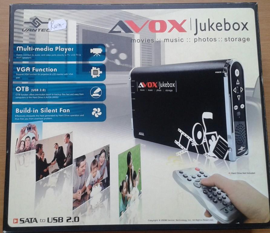 Avox Jukebox