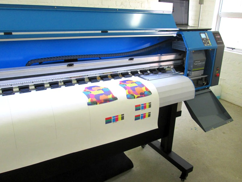 F-1861/ECO FastCOLOUR 1860mm Large-Format ECO Solvent Ink EPSON® DX5 Printhead Inkjet