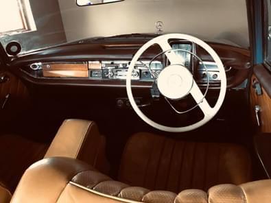 1967 Classic Cars Mercedes-Benz