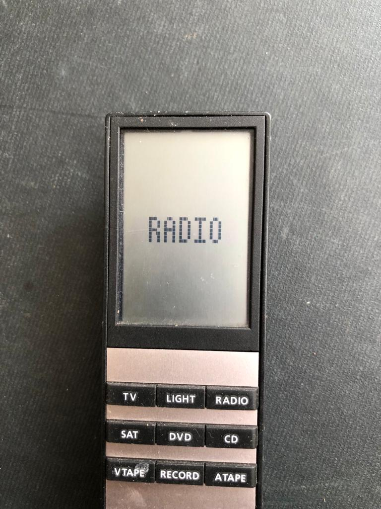 Bang & Olufsen Beo 4 Remote Control