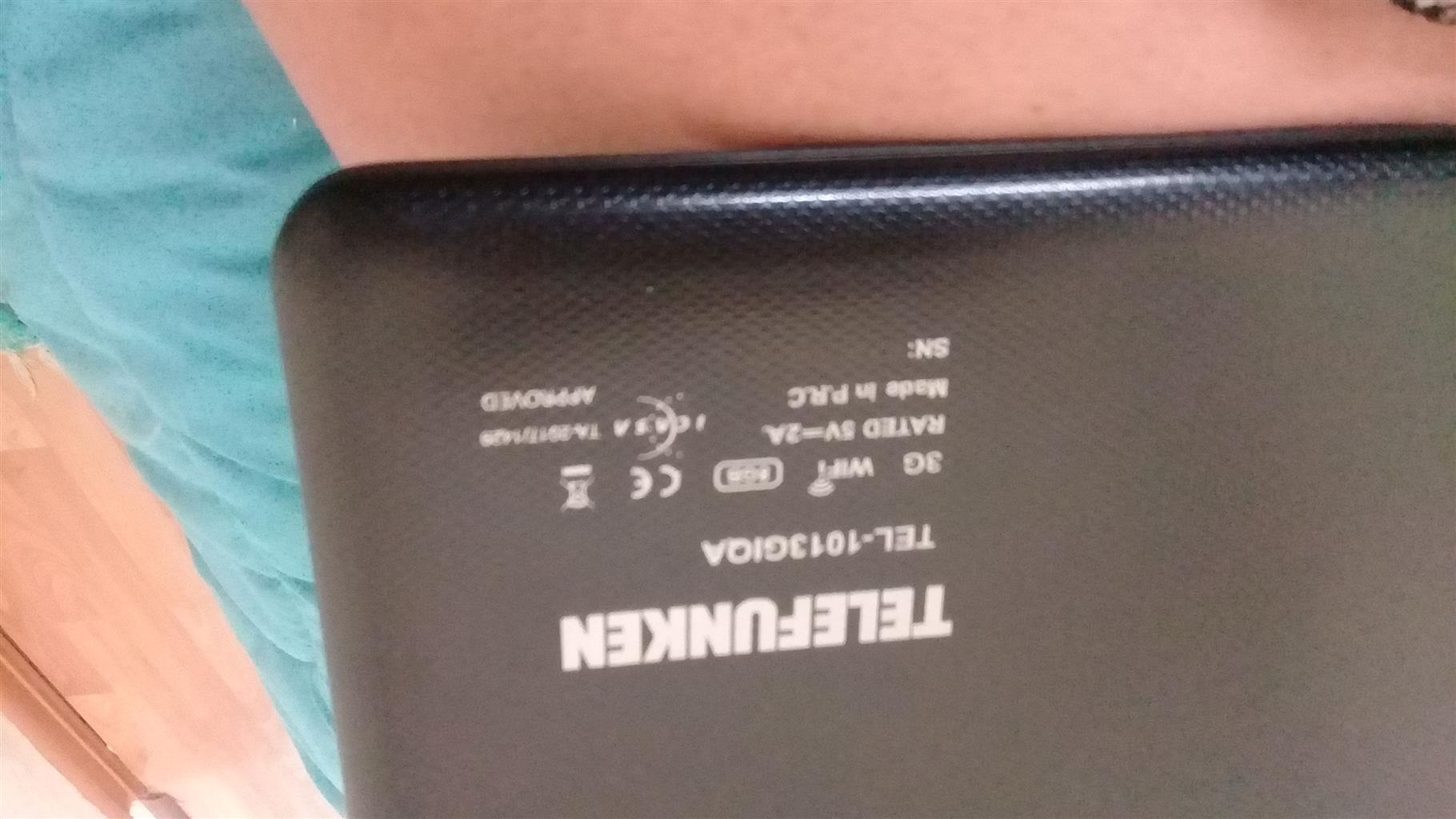 Telefunken tablet for sale