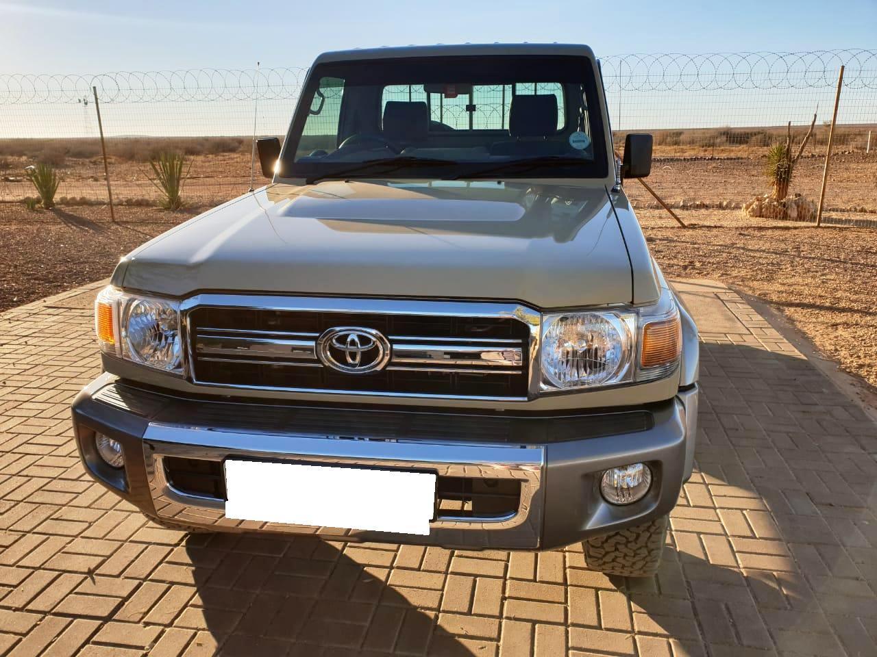 2016 Toyota Land Cruiser 79 single cab LAND CRUISER 79 4.0P P/U S/C
