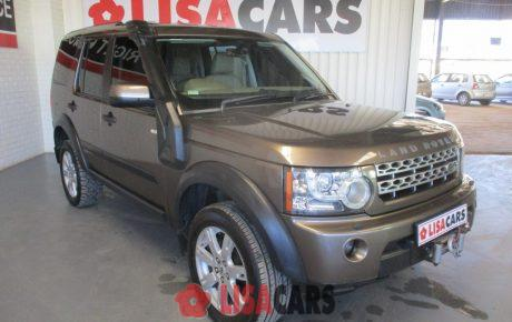 2010 Land Rover Discovery 4 SDV6 S