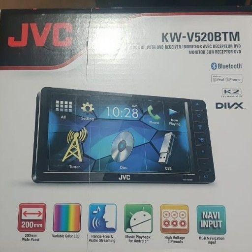"""JVC Car Radio Dvd 7"""""""