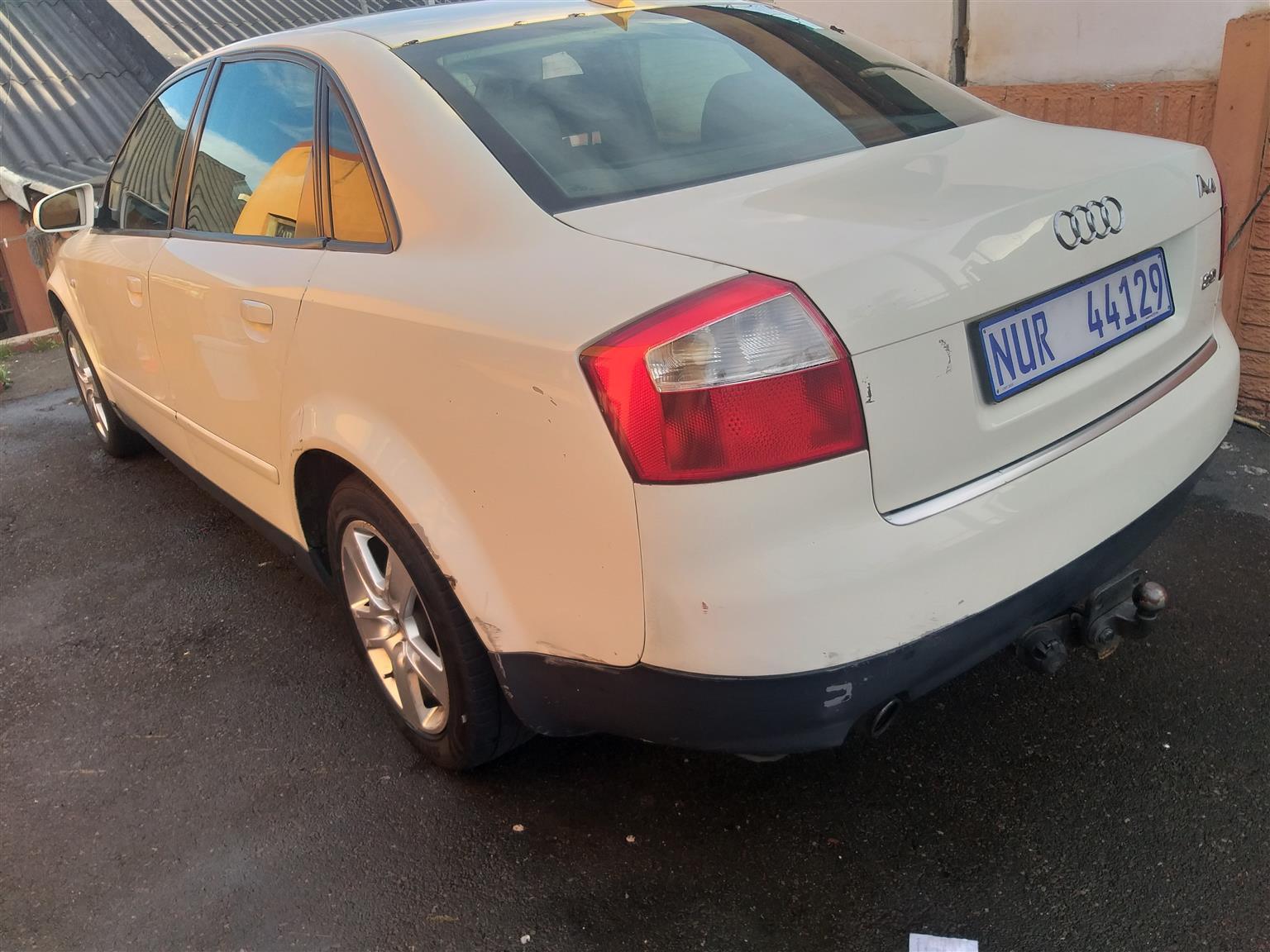 2002 Audi A4 2.0