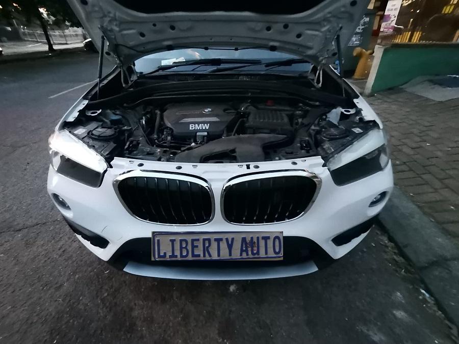 BMW X1 xDRIVE20d xLINE A/T (F48)