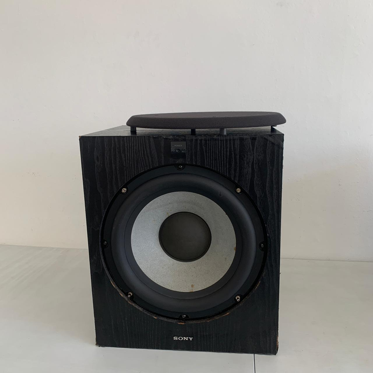 Sony 12inch w3000 Active subwoofer