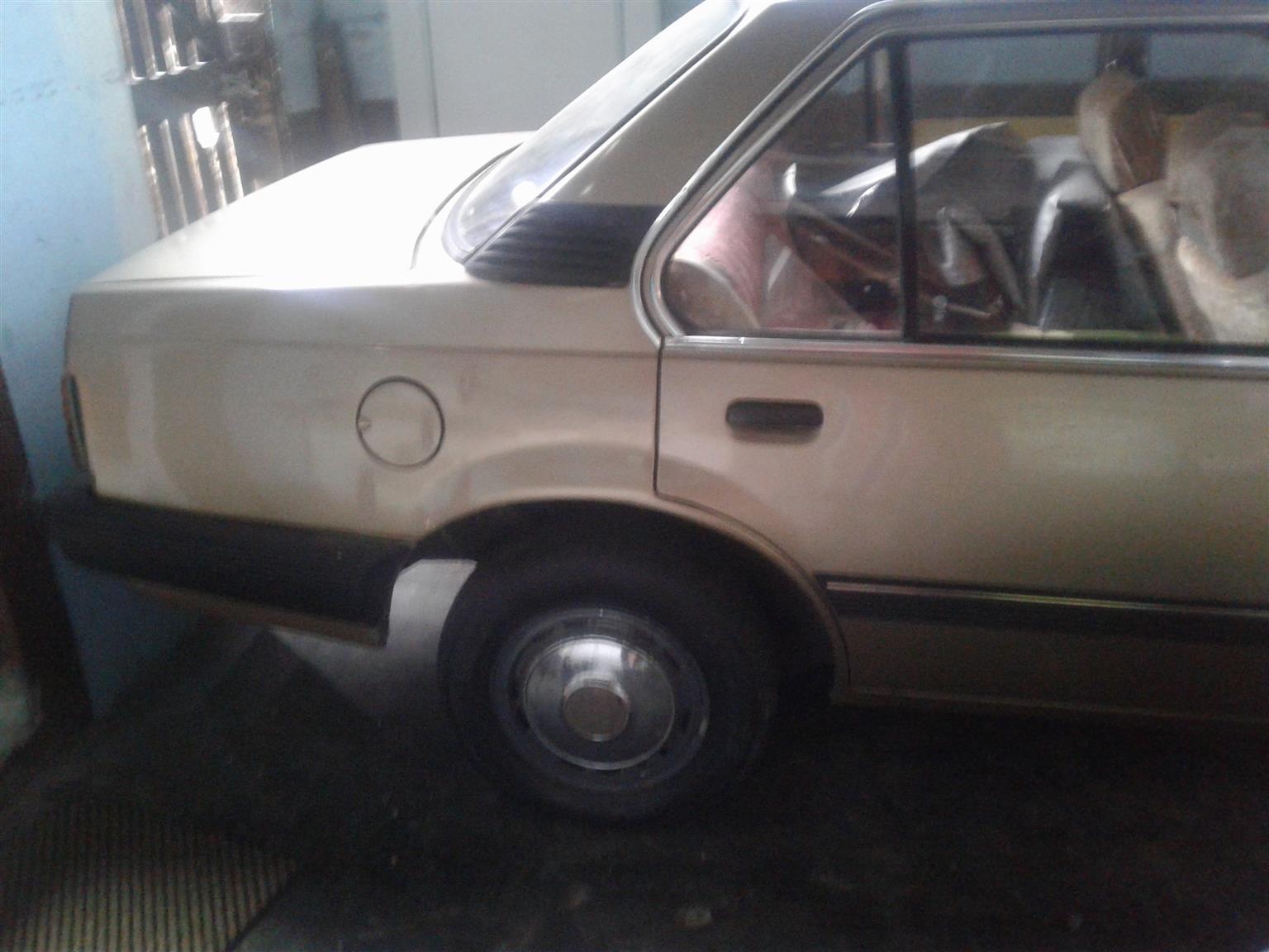 1984 Opel Ascona