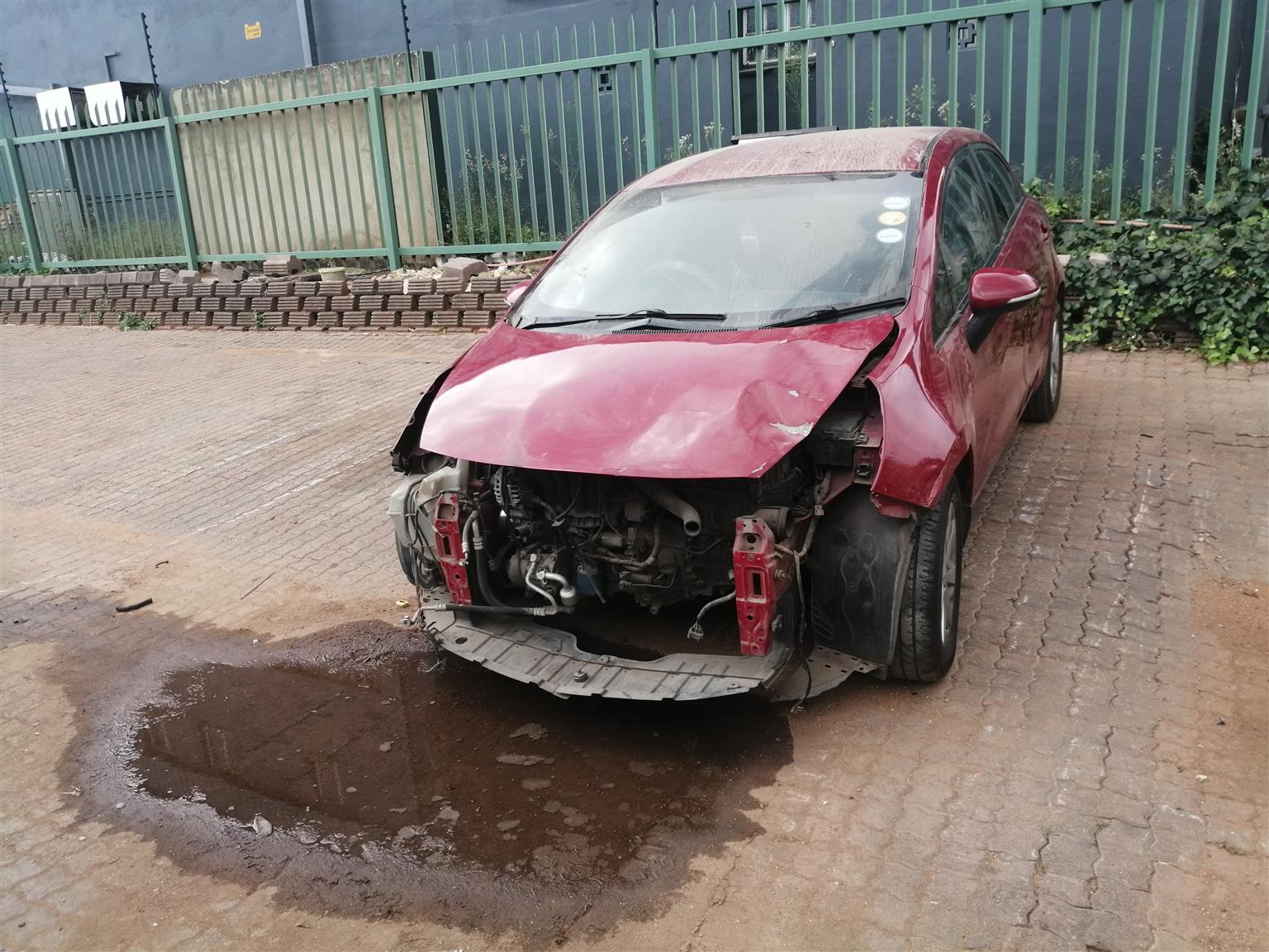 KIA RIO  Used Spare Parts